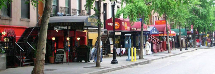 Visit NYC's Restaurant Row in the Theater District